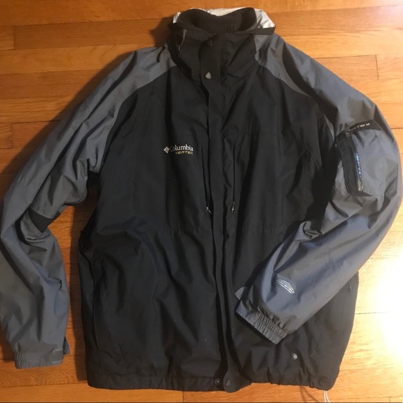 Columbia Vertex Interchange 3 in 1 Men's Jacket XL
